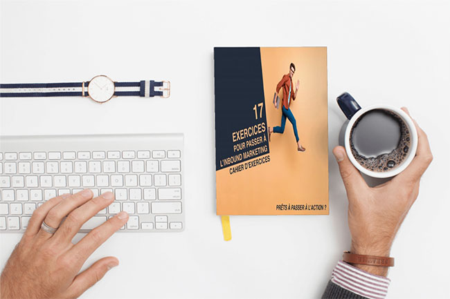 5 cahier exercice inbound marketing