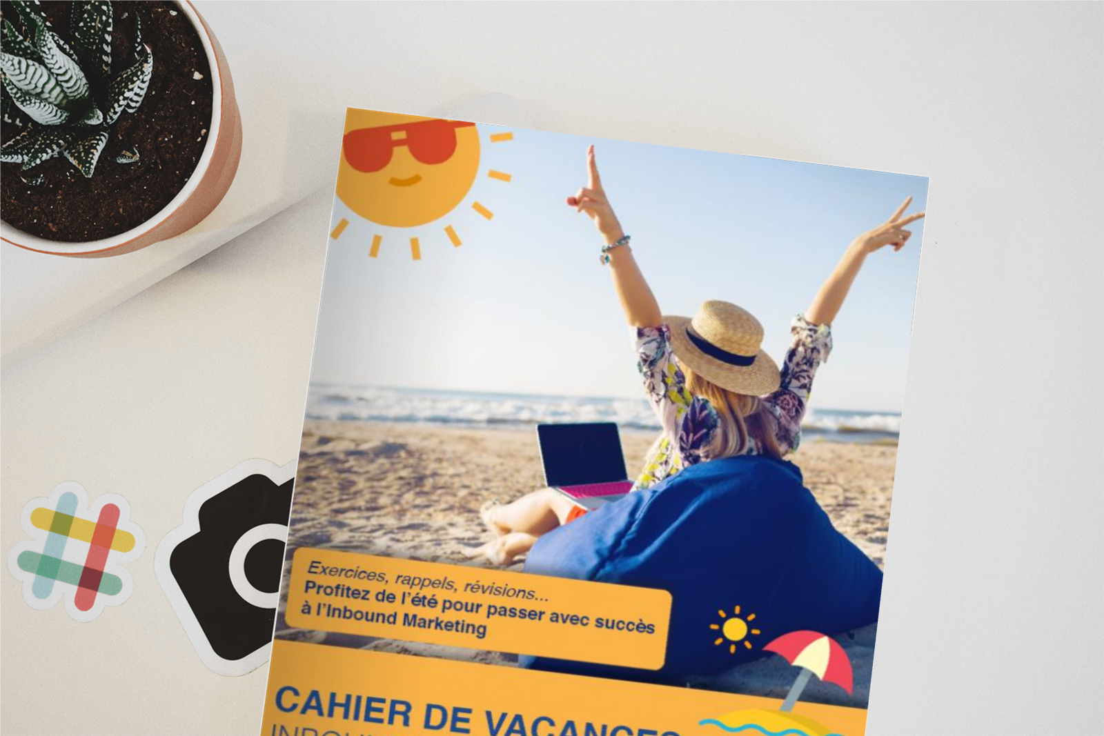 cahier de vacances marketing digital